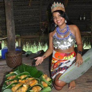 Embera Indian Tour Panama