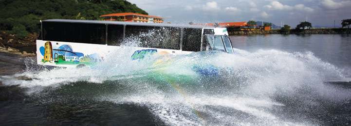 CITY TOURS EN EL AQUABUS