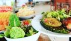 Maalaea Almuerzo barra de ensaladas