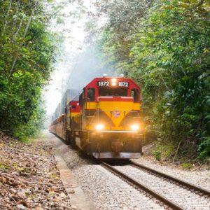 TRAIN, AGUA CLARA LOCKS & PORTOBELO 2