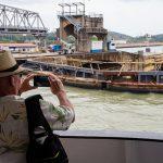PANAMA CANAL PARTIAL TRANSIT