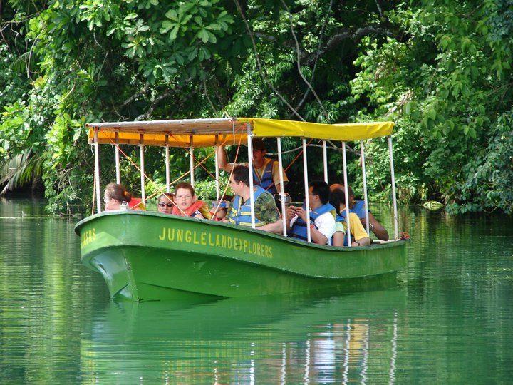 Gatun Jungle Boat 2