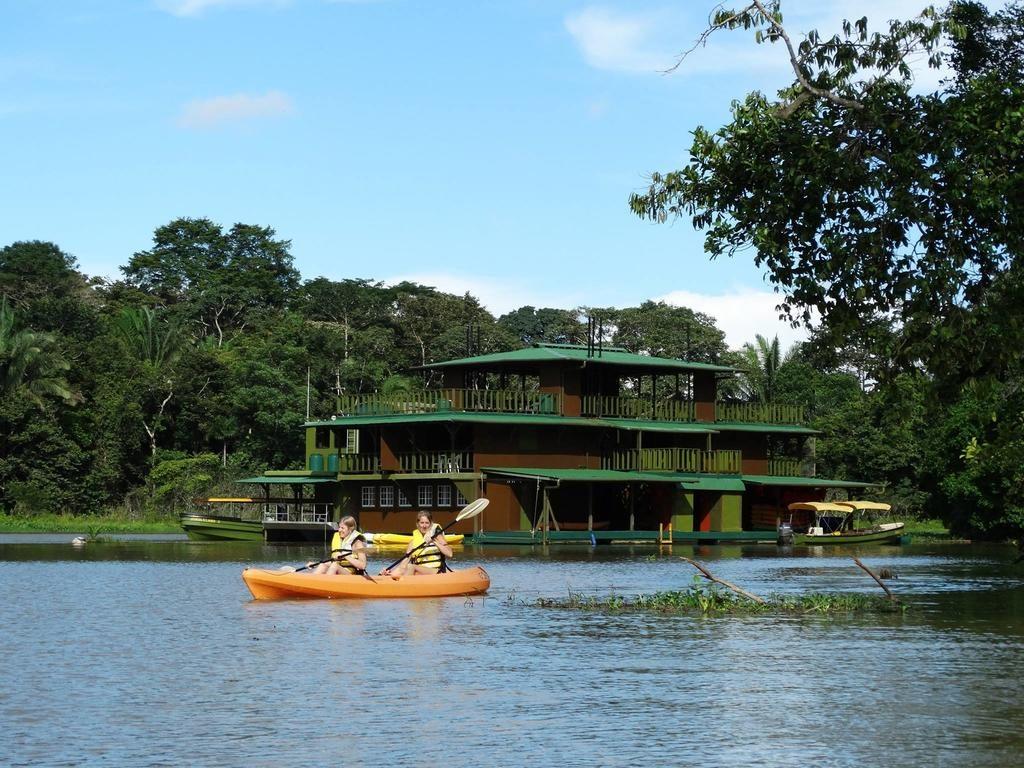 Gatun Jungle Boat