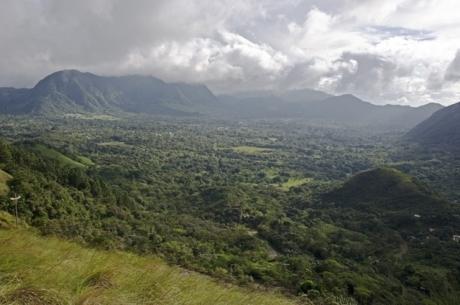 Vista e Vallle de Anton